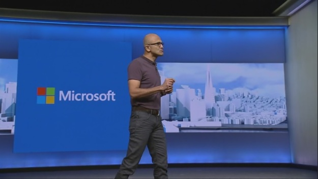 Build 2016 - Satya Nadella
