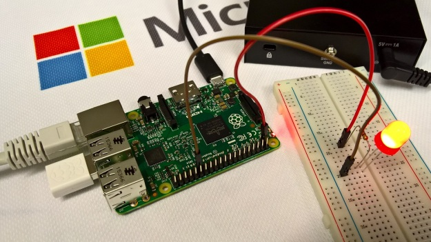 Raspberry Pi 2 - Blink!