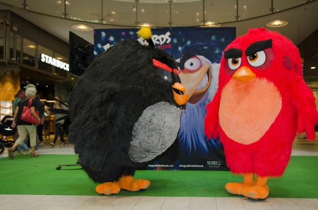 Angry Birds Premiere