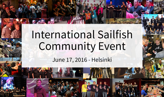 International Sailfish Community Event